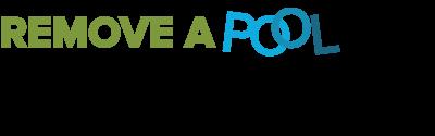 Remove A Pool Garland Logo